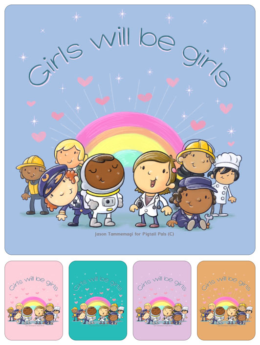 Girls Will Be Girls